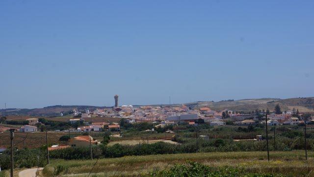 Blick auf Vila do Bispo