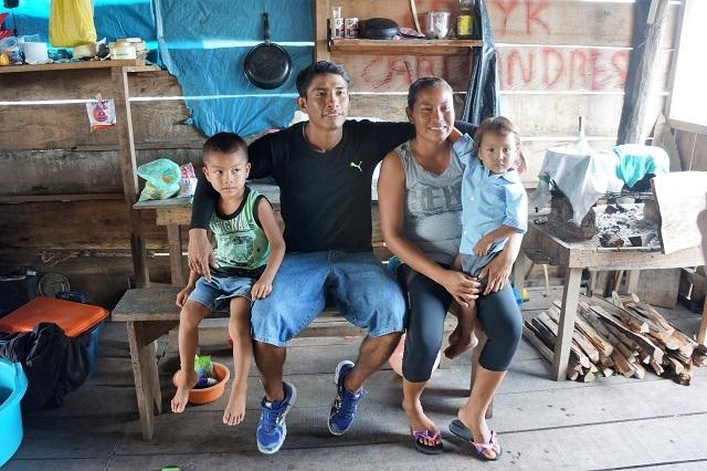 Carlos' Familie