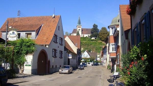 Bahlingen am Kaiserstuhl...