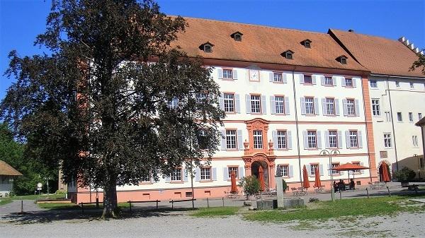 Schloss Beuggen in Rheinfelden (D)