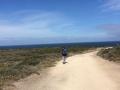 Auf dem Weg zur Küste