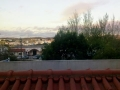 Blick aus unserem Hostel-Fenster