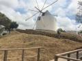 Die Windmühle von Odeceixe