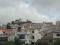 Blick vom Talboden aus auf Odeceixe