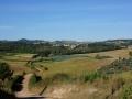 Blick zurück auf Cercal do Alenteijo