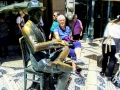 Treffen mit Fernando Pessoa