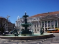 Nationaltheater D. Maria II. beim Rossio