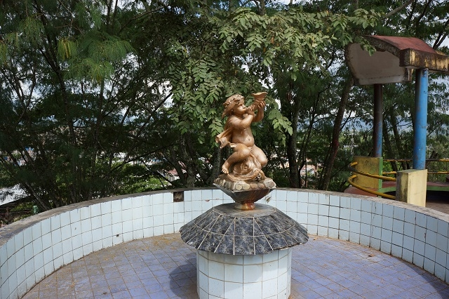 Brunnenfigur