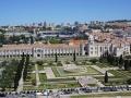 Blick auf die Praça do Império