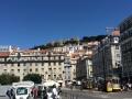 Blick auf das Catelo São Jorge