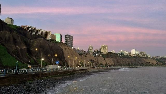 Küste Lima