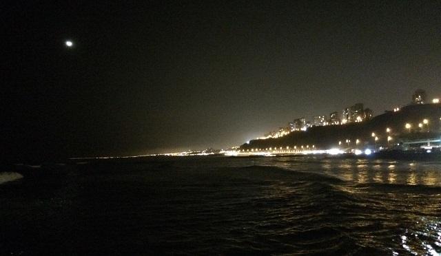 Lima bei Nacht