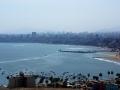 Sicht auf Lima