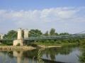 Loirebrücke bei Châtillon-sur-Loire