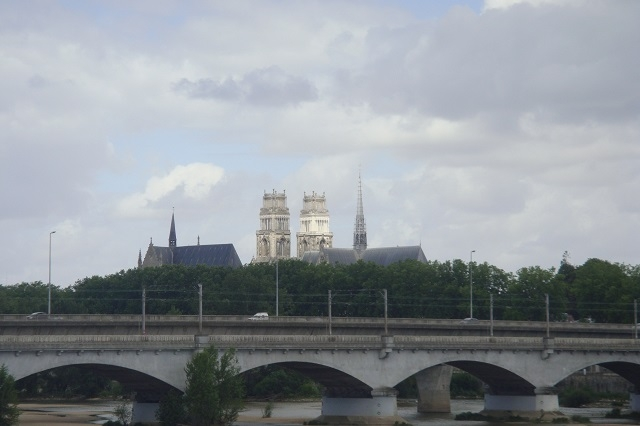 Die Kathedrale von Orléans
