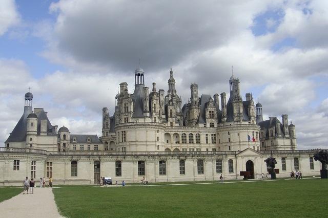 Château Royal de Chambord