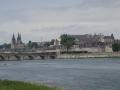 Blois am anderen Loireufer