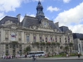 Das Hotel de Ville in Tours