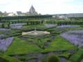 In den Gärten von Schloss Villandry