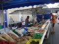 Markt in Chalonnes-sur-Loire