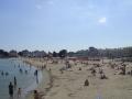 Strandleben an der Plage von La Baule