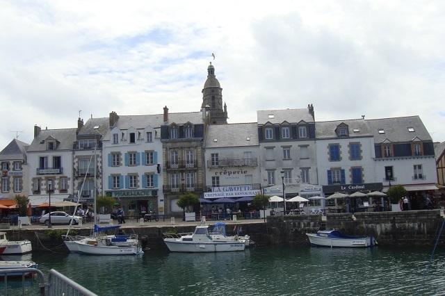 Im Hafen von Le Croisic