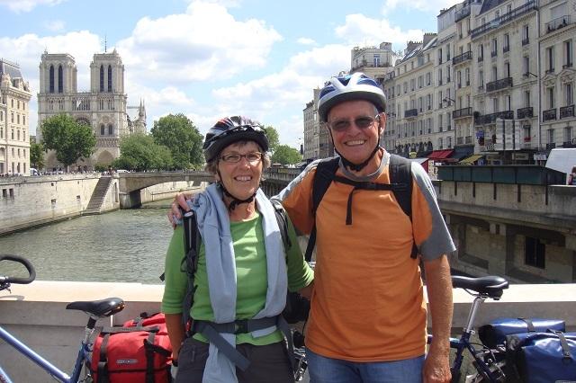 Umsteigen in Paris