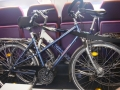 Unsere Velos im TGV